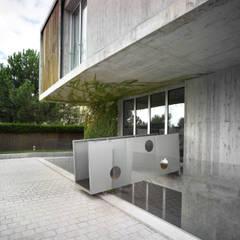 Vivienda en Soto del Real: Casas unifamilares de estilo  de Alberich-Rodríguez Arquitectos
