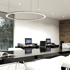 Study/office by Cuarto FS