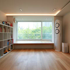 Floors by homify, Classic Plywood
