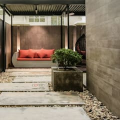 LUXURIOUS HOME:  Rock Garden by inDfinity Design (M) SDN BHD