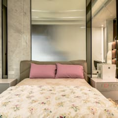 LUXURIOUS HOME:  Bedroom by inDfinity Design (M) SDN BHD