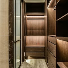 Luxurious Home Dressing Room By Indfinity Design M Sdn Bhd