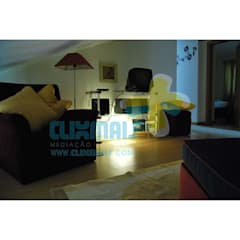 Sala: Salas de estar  por Clix Mais