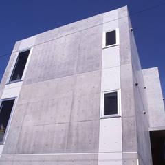Pixies: SOCIUS一級建築士事務所が手掛けた二世帯住宅です。