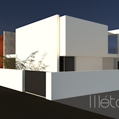 Método-Arquitectura & Decoraçãoが手掛けた一戸建て住宅