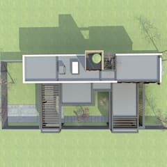 Single family home by Arquitecto Pablo Briguglio