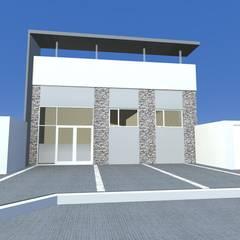 Villas by Arquitecto Pablo Briguglio