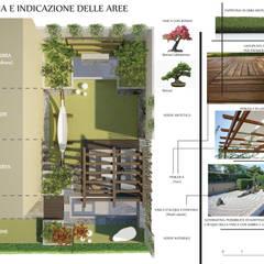 Zen garden by CF Architect
