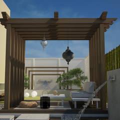 حديقة Zen تنفيذ CF Architect