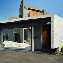 Villas by 黃耀德建築師事務所  Adermark Design Studio