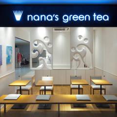 nana's green tea 遠鉄百貨店: 株式会社KAMITOPEN一級建築士事務所が手掛けた商業空間です。