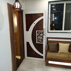 Front doors by MADE AFTER DESIGN LLP