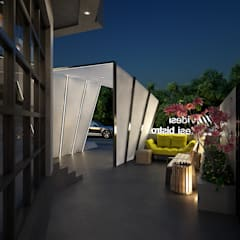 ENTRY EXPERIENCE :  Hotels by JM: The Design Consultant