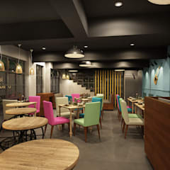 VIDESI DESI BISTRO:  Hotels by JM: The Design Consultant