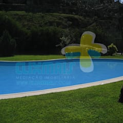 Moradia em condomínio fechado com piscina e court tennis. Referência: clix v1.69 por Clix Mais Campestre