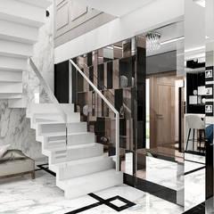 ARTDESIGN architektura wnętrz:  tarz Merdivenler