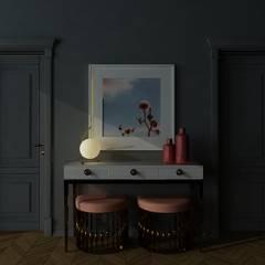 Corridor and hallway by Paulo Faria Design