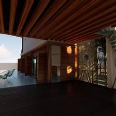 Kabin by Pangea Arquitectura & diseño