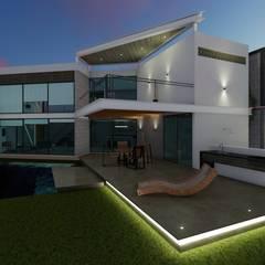 Terrace by Pangea Arquitectura & diseño