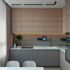 Cocinas equipadas de estilo  por Art-i-Chok