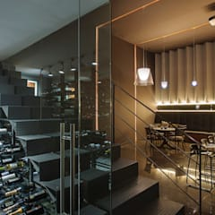 Wine cellar by Paola Calzada Arquitectos