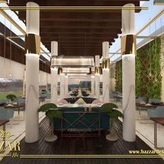 تصميم مقاهي:  مطاعم تنفيذ Bazzar Design, حداثي