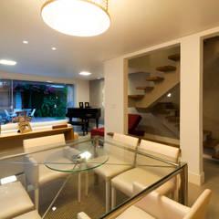 اتاق غذاخوری by Bernal Projetos - Arquitetos em Salvador