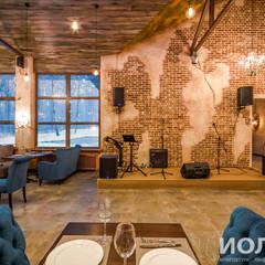 Вид на сцену: Бары и клубы в . Автор – Архитектурно-производственная группа ИОЛЛА