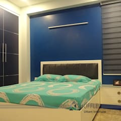 Great Value Sharnam - 3 bhk :  Boys Bedroom by Shuffle pages