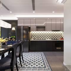 aziatische Keuken door ICON INTERIOR