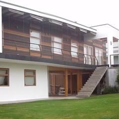 Casas de estilo mediterraneo por Casas del Girasol