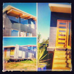 Casas unifamiliares de estilo  por Casas del Girasol