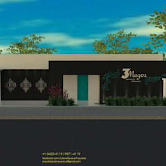 Commercial Spaces by Juliana Saraiva Arquitetura & Interiores