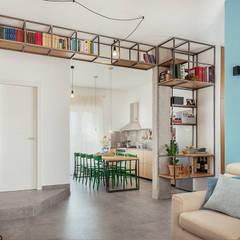 Einbauküche von manuarino architettura design comunicazione
