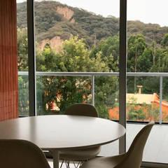 Comedor diario : Comedores de estilo  por Horizontal Arquitectos