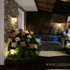 tropical Conservatory by студия Design3F