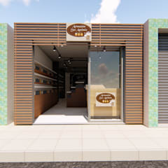Offices & stores by TRAIT ARQUITETURA E DESIGN