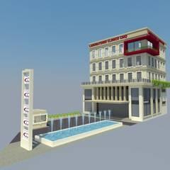 Escuelas de estilo  por TECTUM Diseño & Construccion