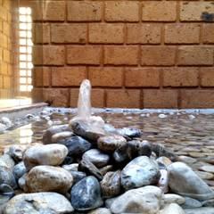 Garden Pond by Daniel Cota Arquitectura | Despacho de arquitectos | Cancún,