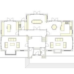 New house, Sevenoaks, Kent:  Houses by Andrew Walters Architect,