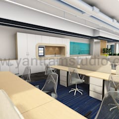 Autodealers door Yantram Architectural Design Studio