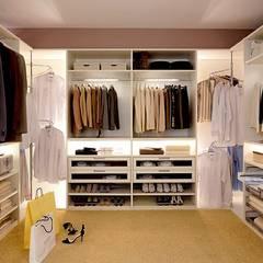 Dressing room by Feza Mutfak
