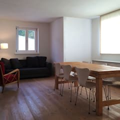Dining room by Lula Ferrari Architetto