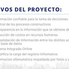 Monitoreo de Proyetos de Ingenieria civil.: Espacios comerciales de estilo  por Gisystems