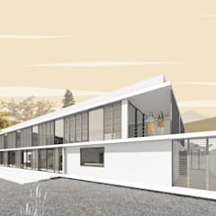 Single family home by D01 arquitectura