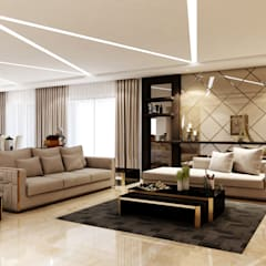 Interiors:  Living room by Spaces Alive