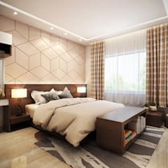 Interiors:  Bedroom by Spaces Alive
