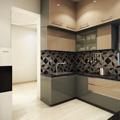 Interiors:  Kitchen by Spaces Alive