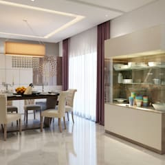 Interiors Classic style dining room by Spaces Alive Classic