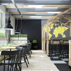 кафе: Столовые комнаты в . Автор – Айрис Эстет
